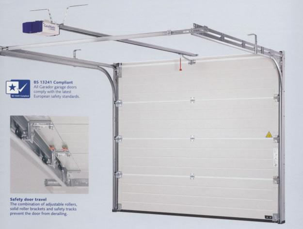 electric garage doorElectric garage doors