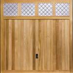 double garage door Bath