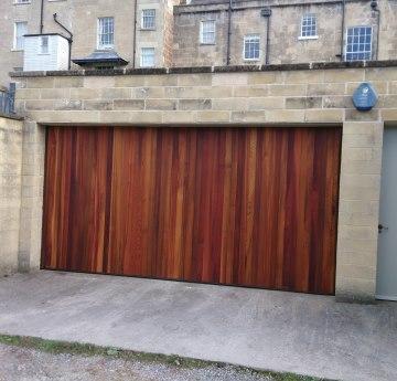 Electric Garage Doors Bath by Acredale