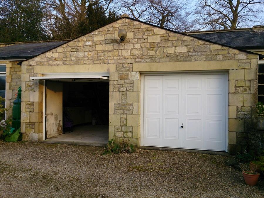 Garador garage doors bath acredale garage doors for Garages in bath