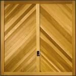 timber garage door Bath